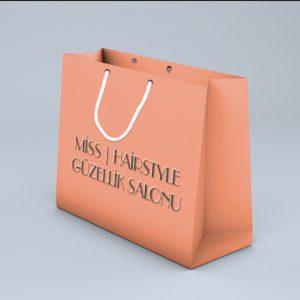 miss yatay karton çanta