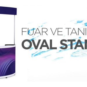 oval fuar stand